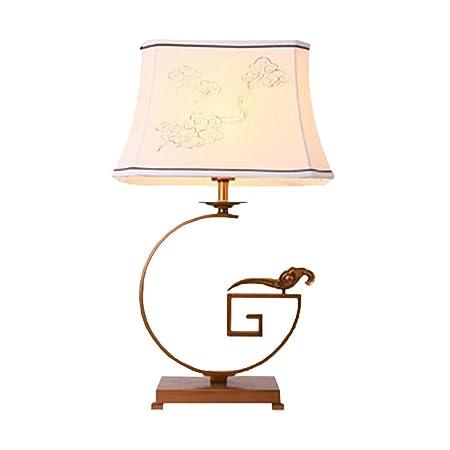 Lámparas de escritorio FHW Lámpara de Mesa Decorativa clásica ...