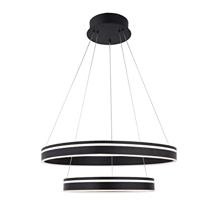 Amazon.com: WAC Lighting PD-40902-BK DweLED Voyager ...