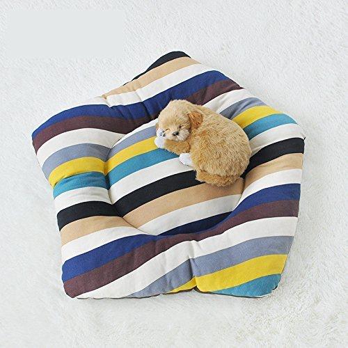 Ari_Mao Cuscini per canili Resistenti ai morsi I cuscini per gatti possono essere lavabili in lavatrice con strisce 58  10 cm
