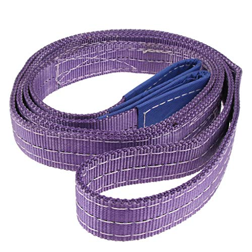 Homyl Lifting Strap Towing Pull Rope Cable Road Recovery for sale  Delivered anywhere in Canada