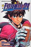 [Eyeshield 21, Volume 35] (By: Riichiro Inagaki) [published: April, 2011]