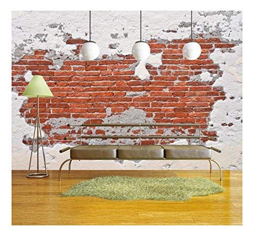 Erosion of The Brick Wall