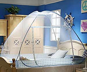 Ying lan baby adult sleeping folding mosquito - Canopy bed ideas for adults ...