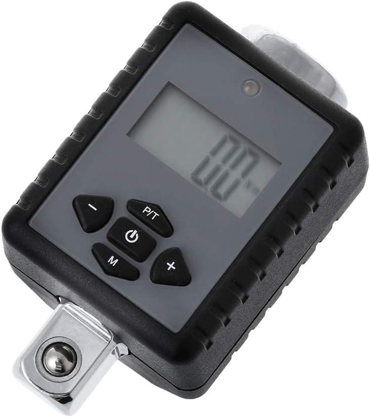 Yintiod Pro Digital Display Cl/é dynamom/étrique Adaptateur de cl/é /électronique r/églable pour r/éparation de v/élo 2-200 Nm