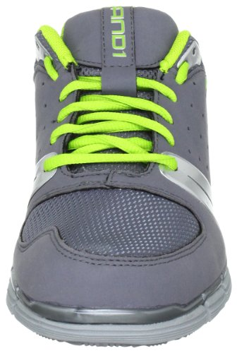 Ultra Lyte 1001201077 Unisex Adulto Grigio Low dark And1 cement Da Scarpe grau lime Grey Basket Tqd5Rw