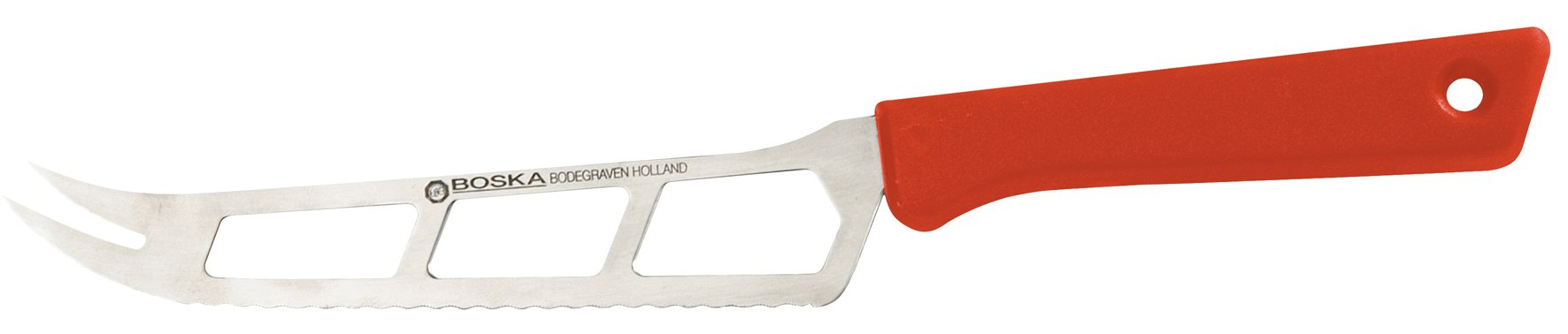 Boska Holland Professional 300361 Boska Professional Series Cheese Knife Red