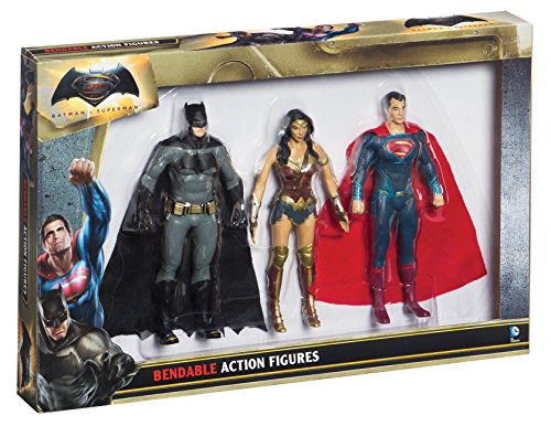 Superman Products : NJ Croce Batman vs Superman Action Figure Boxed Set