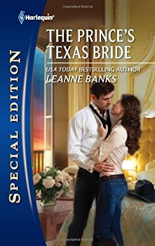 The Prince's Texas Bride 0373655975 Book Cover