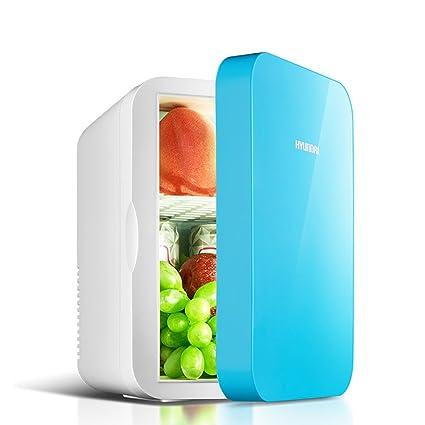 FJW Nevera De Coche Mini Nevera Enfriador Y Calentador Eléctrico 10L Alta Capacidad Refrigerador del Refrigerador