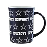 NFL Dallas Cowboys Official Line Up Mug, Multicolor, One Size