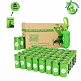 horse harness bag - PET N PET 48 Rolls/720 Counts Environmental Friendly Dog Poop Bags Unscented with One Dispenser
