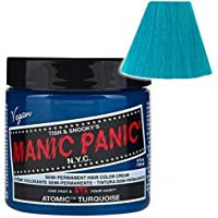 Manic Panic Atomic Turquoise, 4 Ounce