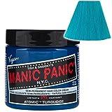 Manic Panic Atomic Turquoise Hair Dye 4 fl oz