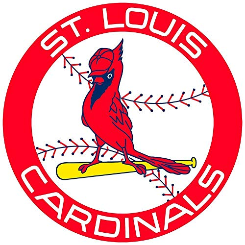 Cardinals Bb - St. Louis Cardinals MLB - Sticker Graphic - Auto, Wall, Laptop, Cell, Truck Sticker for Windows, Cars, Trucks