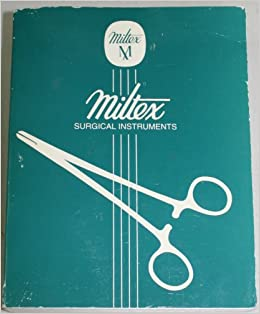 Surgical Instruments Book