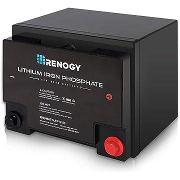 best Renogy Lithium-Iron Phosphate reviews