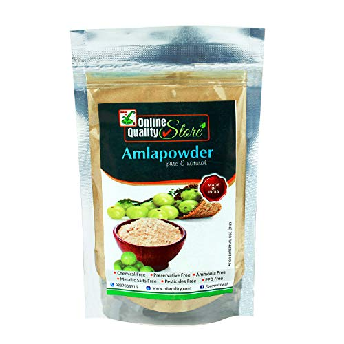 Online Quality Store Amla Powder Hair, 100g