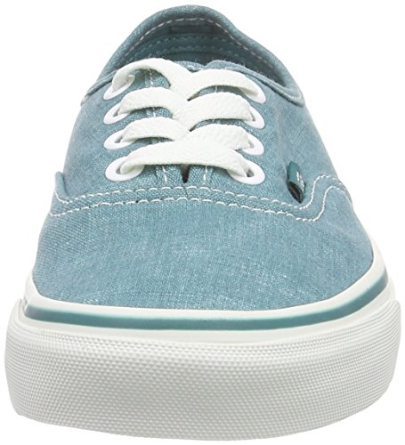 Teal Washed Basses Mixte Adulte Vans Vert U Authentic Washed Baskets 8ZnqzxaPA