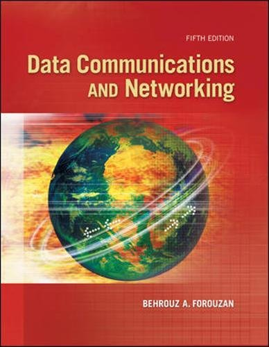 73376221 - Data Communications and Networking