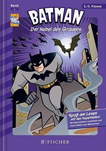 Batman: Der Nebel des Grauens: Fischer. Nur für Jungs