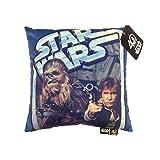 Star Wars Photoreal Decorative Toss Throw Pillow, Blue