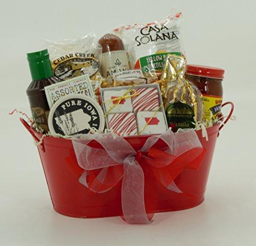 Grand Taste of Iowa Gift Basket