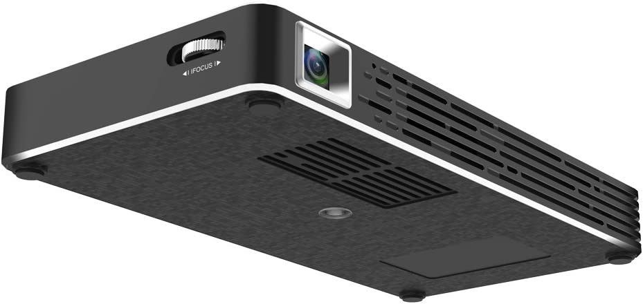 TOUMEI Mini Proyector (C800-Negro): Amazon.es: Electrónica