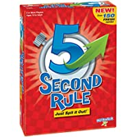 PlayMonster 7434 5 Second Rule Game - NEW EDITION