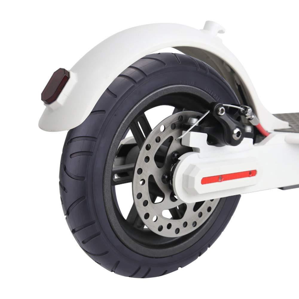 2PSC Pneu de Roue pneumatique de Rechange pour Roue de Pneu de Chambre /à air de 10 Pouces pour Scooter Xiaomi M365 OurLeeme Pneu de Scooter /électrique