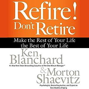 Refire! Don't Retire Audiobook