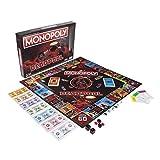 Hasbro Gaming Monopoly Game: Marvel Deadpool Edition