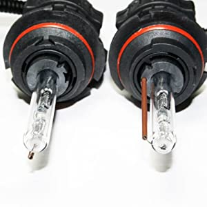 Innovited 55W HID Xenon Bi-xenon Hi/Lo Dual Beam Replacement Bulbs - 9004 9007 - 6000K