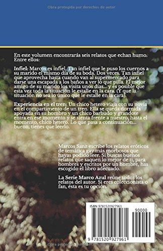¿Se puede tener todo en esta vida? Y otros relatos eróticos de temática gay: Serie Marco Azul Nº5 (Spanish Edition): Marcos Sanz: 9781520927961: Amazon.com: ...