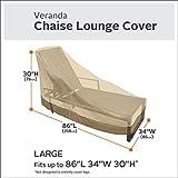 Classic Accessories Veranda Water-Resistant 86 Inch