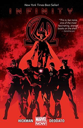 2 Infinity Marvel Now Graphic Novel Comic Book New Avengers Vol