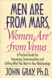 Men Are From Mars Women Are From Venus 1992 HarperCollins first edition hardback offers