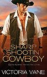 Sharp Shootin' Cowboy (Hot Cowboy Nights Book 3)