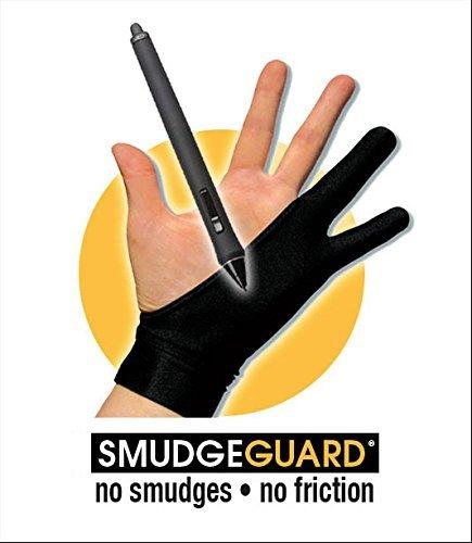 smudgeguard2 (XS) – 元の。摩擦フリー、SmudgeプロテクターアーティストグローブPerfectグラフィックスタブレットに。  B0752BSYS2