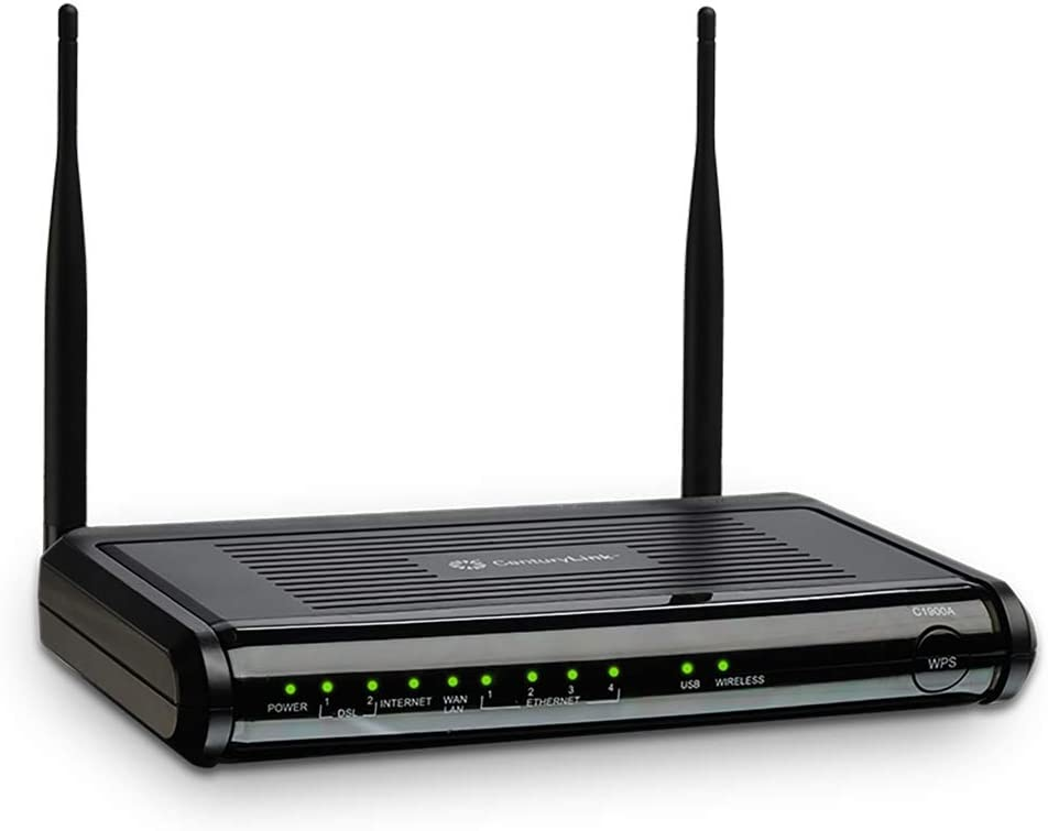 CenturyLink Technicolor C1100T DSL VDSL2 Modem 802.11n Wireless Router Gateway