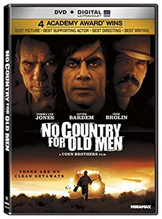 Amazon Com No Country For Old Men Dvd 2007 Region 1 Us Import Ntsc Movies Tv