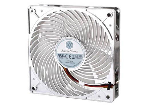 Fan Cooler Silverstone Air Penetrator Air Channeling with Re