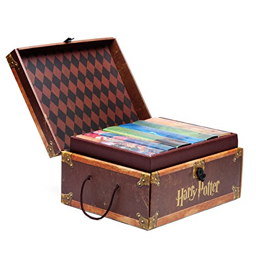 Harry Potter Hardcover Boxed Set Books 1-7 *BRAND NEW* by Salman Store (Image #3)