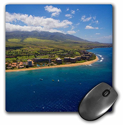 """3D Rose""""Kaanapali Maui Hawaii"""" Matte Finish Mouse Pad for sale  Delivered anywhere in USA"""