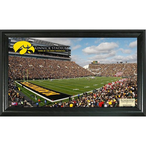 Iowa Hawkeyes Iowa Stadium Gridiron Photo Stadium Ncaa Photo Mint