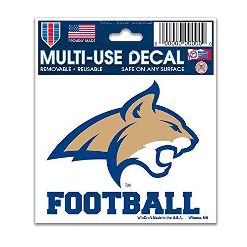 Montana State Bobcats Decal 3