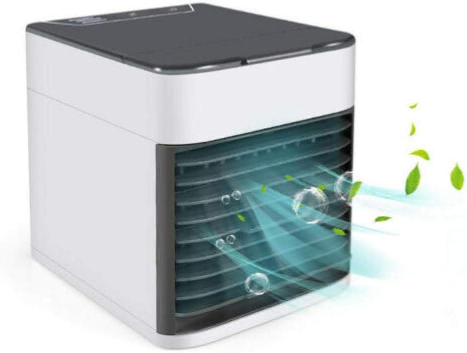 FSD-MJ Nuevo Mini Refrigerador de Aire portátil Aire Acondicionado USB Tanque de Agua Ventilador Humidificador Enfriamiento