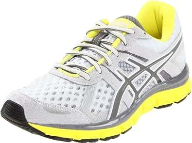 ASICS Women's GEL-Blur33 Running Shoe,Lightning/Titanium/Yellow,6 M US