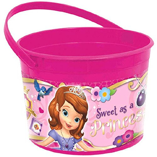 Favor Container | Disney Sofia The First Collection | Party Accessory