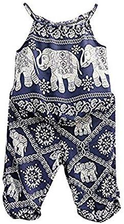 Jumpsuit Romper Elephant Straps Outfit product image