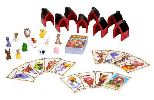 Snorta - The Family Game Where Everyone Acts Like an Animal! by Mattel (Image #2)
